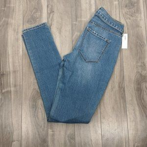 Old Navy Skinny Jeans Size 0 LONG